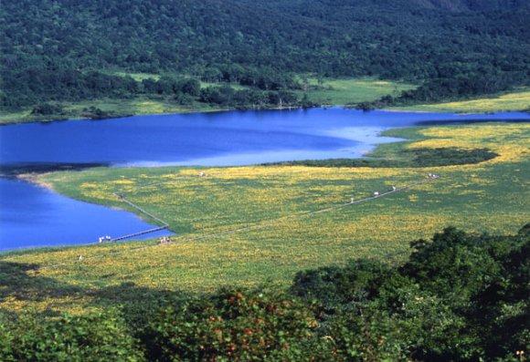 touhoku - Fukushima-ken, Oguri-numa pond