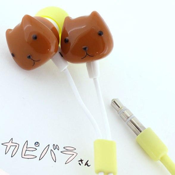Kapibara-san Capibara goods (1)