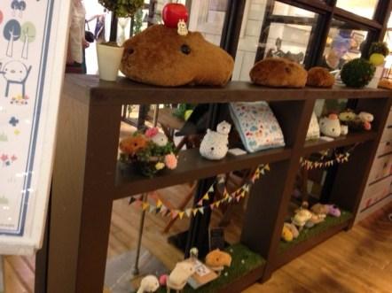 Kapibara-san no mise (4)