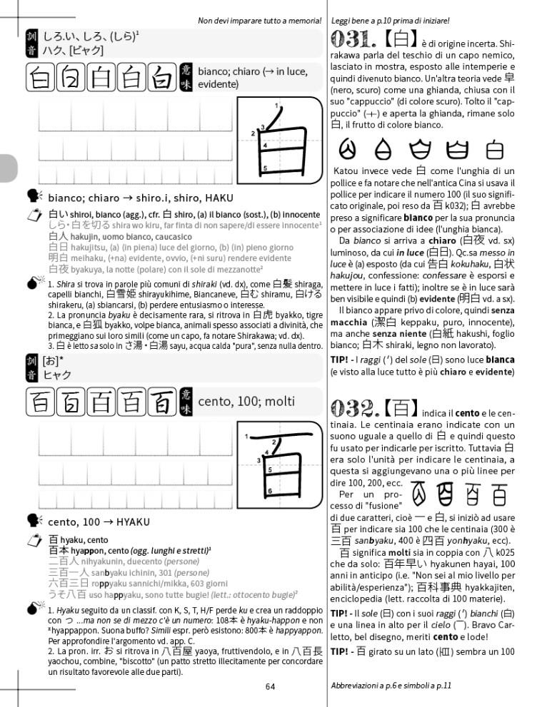 Capire i Kanji il nuovo modo di imparare i kanji1