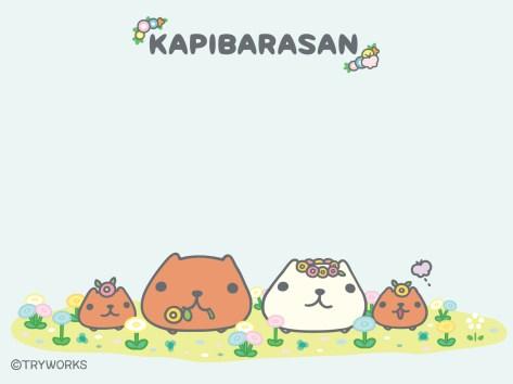 Kapibara-san Capibara (5)