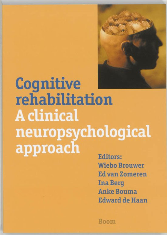 Cognitive rehabilitation boek