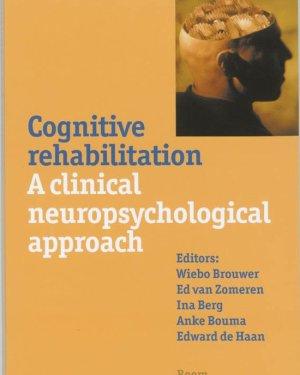 Cognitive rehabilitation boek