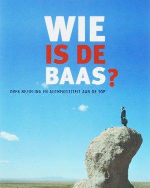 Wie is de baas boek