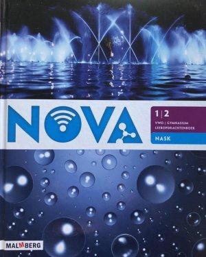 Nova NaSk leeropdrachtenboek 1-2 vwo/gym