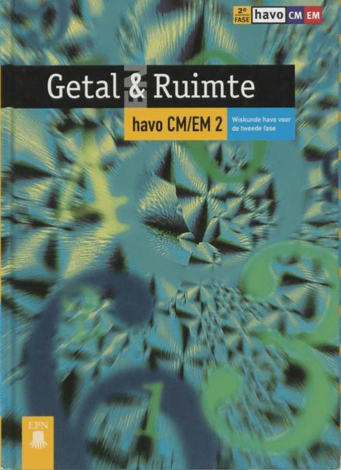 Getal en ruimte Havo CM:EM 2