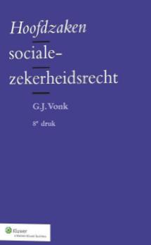 Hoofdzaken sociale zekerheidsrecht