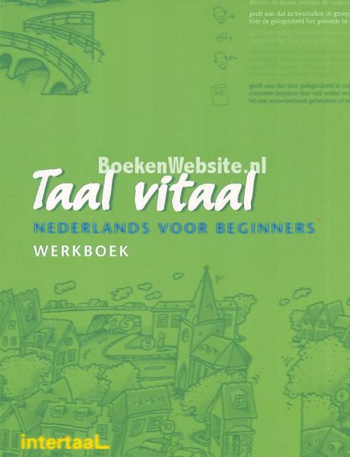 Taal vitaal Werkboek