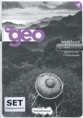 De Geo 1 werkboek vwo