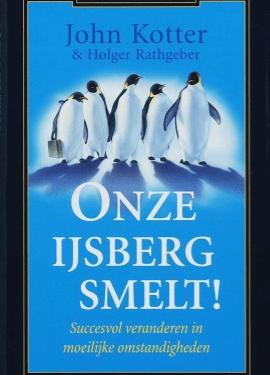 Onze ijsberg smelt