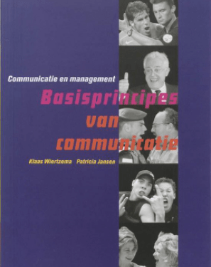 Basisprincipes van communicatie