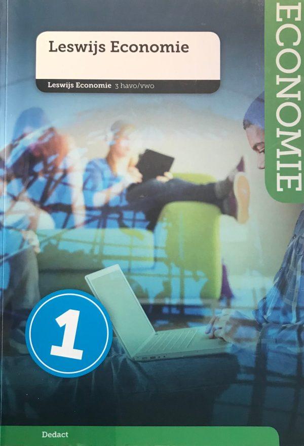Leswijs Economie 3 HAVO/VWO Deel 1