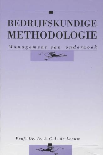 Bedrijfskundige methodologie