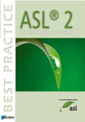 ASL 2 a framework for application management