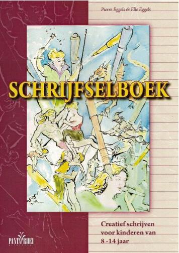 Schrijfselboek creatief schrijven voor kinderen vanaf 8 jaar