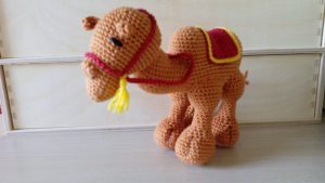 2014-Staande kameel