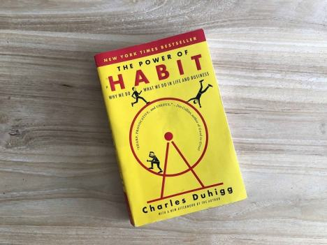 The Power of habit forside