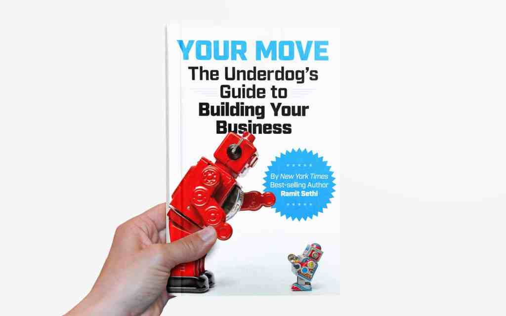 Your Move - Studiebooster boganbefaling