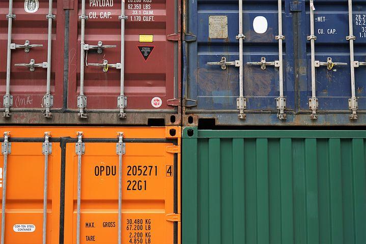 Container SCM