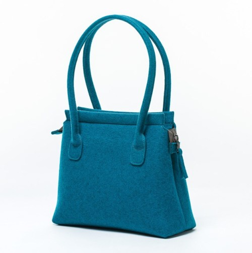 office-felt-handbag-lagoon