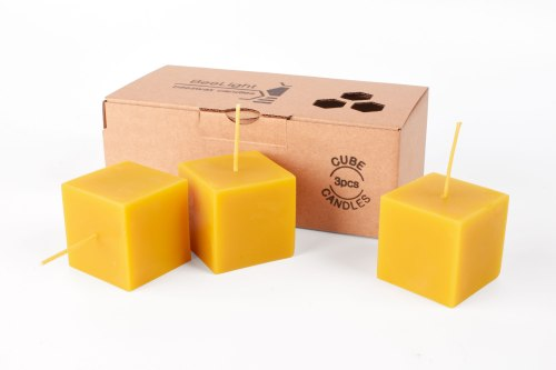 beelight-candles-cube-set