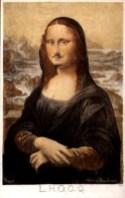 Duchamp - L.H.O.O.Q - 1919