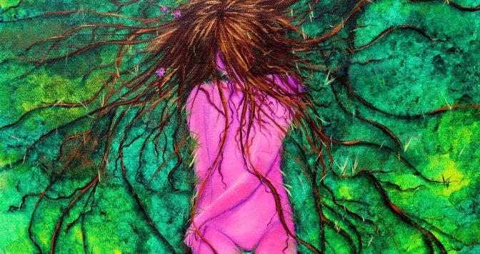 Peintures : Les Faceless Girls