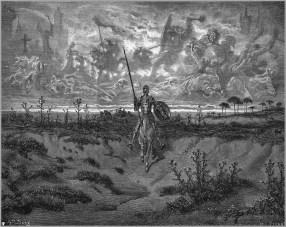 Gustave Doré, Don Quichotte