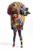 Nick Cave, Soundsuit (Costume sonore), Techniques mixtes