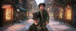 Le Drôle de Noël de Scrooge, film d'animation des Studios Disney, réalisé par Robert Zemeckis, 2009