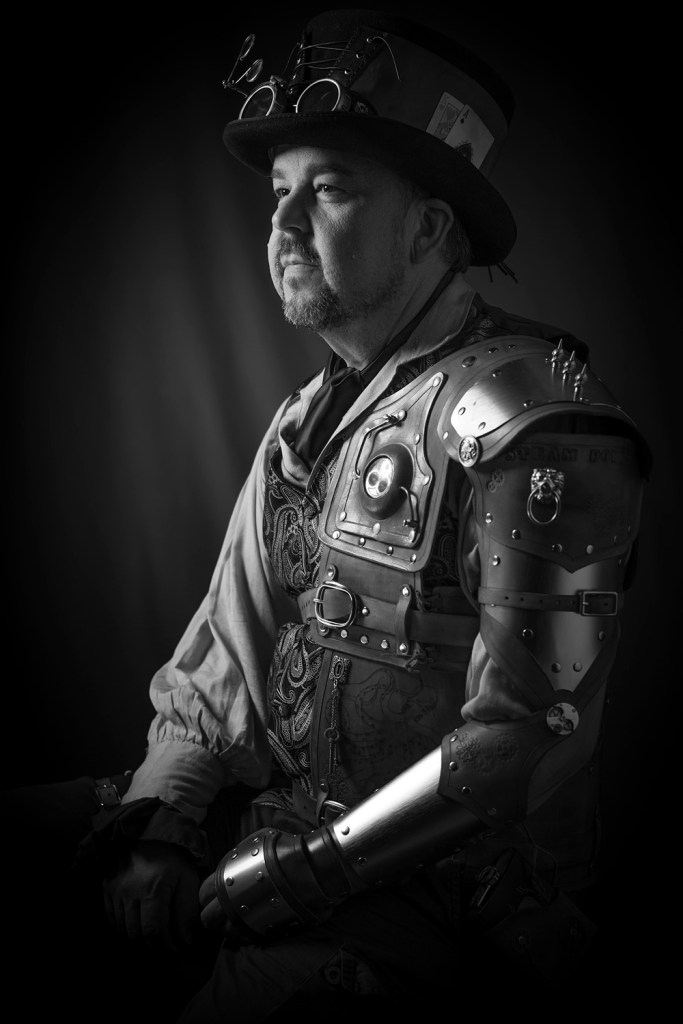 Fine-Art-Portrait-Steam Punk