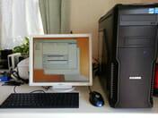 ミドルタワーデスクトップPC製作