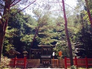 大神神社 三輪山の本殿
