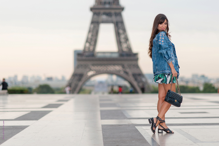 shooting photo au trocadero