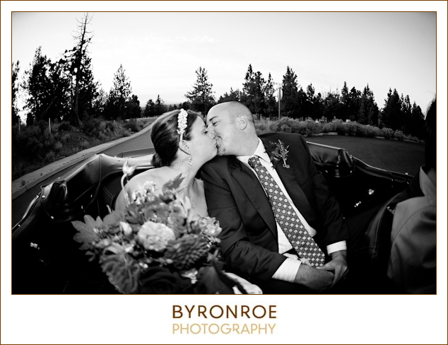 Jenni + Ian Central Oregon Wedding 16