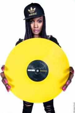 DJ Princess Flor