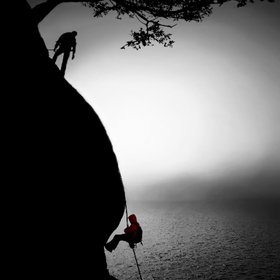 Abseil by D Therien