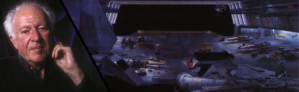 Star Wars: décès de Ralph McQuarrie
