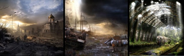 Inspiration: La fin du monde – Vladimir Manyuhin