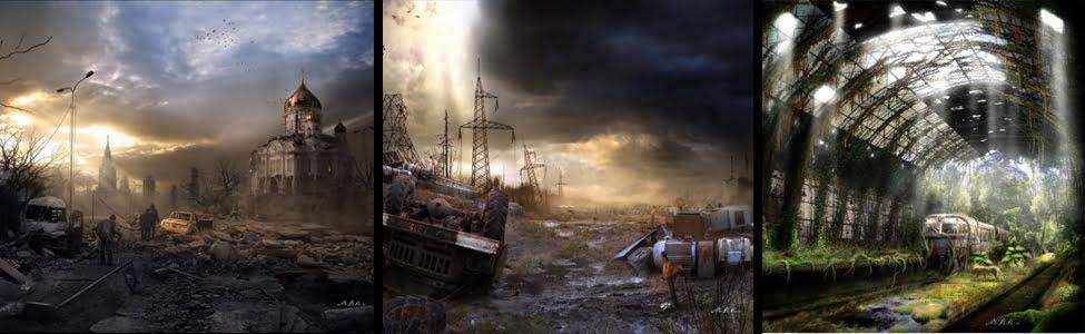 Inspiration: La fin du monde - Vladimir Manyuhin