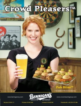Comment ca les gateaux et la bière ne sont pas réels ? !