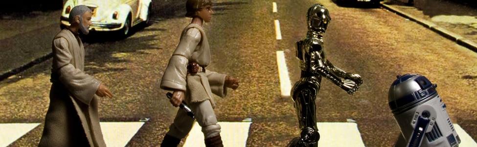 "L'histoire revue par les clones de ""Clone Wars"""