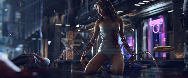 Teaser: Cyberpunk 2077