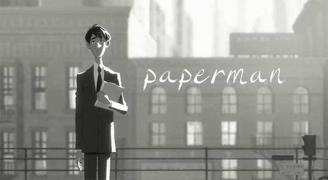 Court Métrage: Paperman