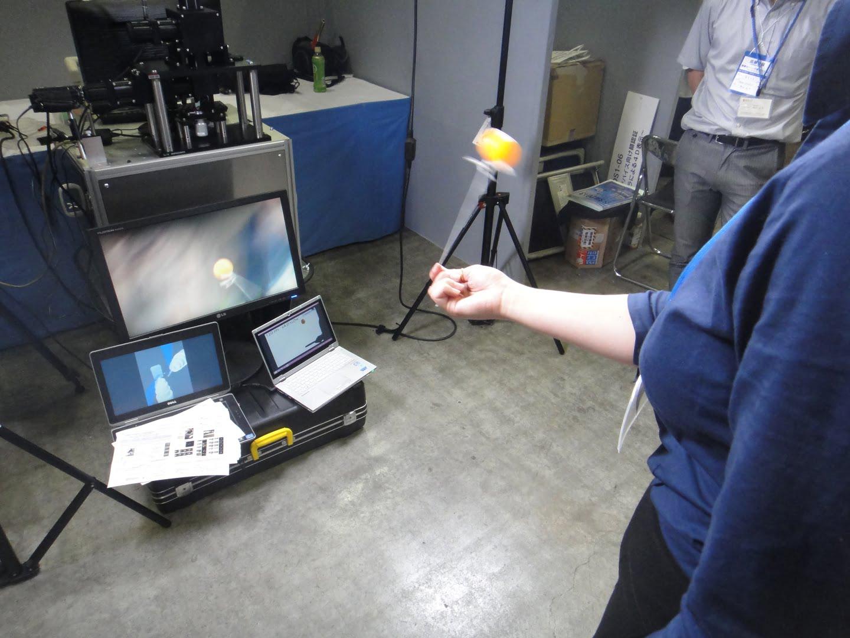 Une caméra capable de suivre un objet hyper rapide