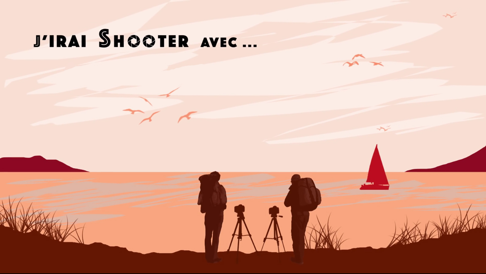 J'irai Shooter Avec - Saison 1