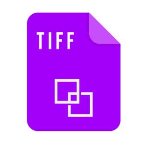Icoon TIFF bestand