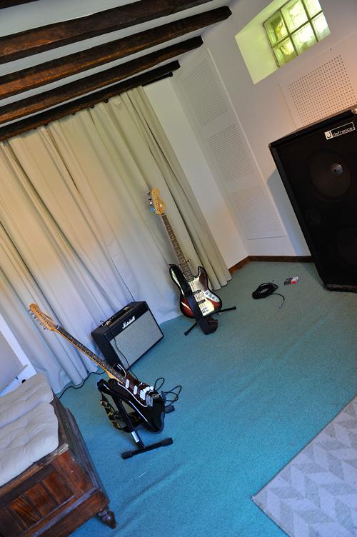 Petit-studio -1- Studio résidentiel La Boîte à Meuh