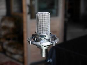 studio la boite a meuh - Audio-Technica 4047sv