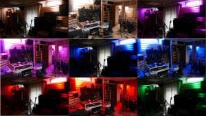 studio la boîte à meuh - éclairage studio